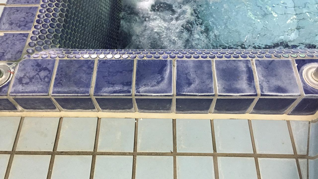 Poolside Deep Clean At Bury St Edmunds Leisure Centre
