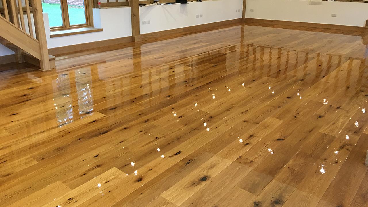 Wood floor restoration sheering renue uk specialist for Wood floor refurbishment