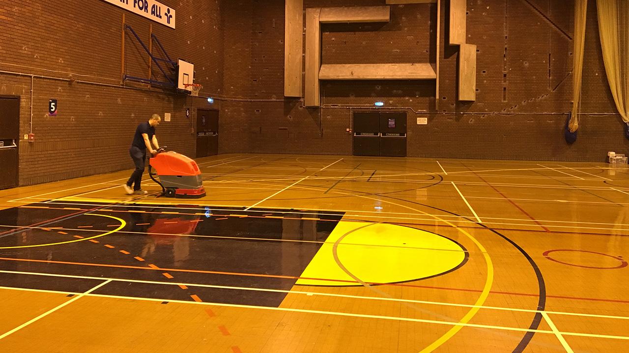 Granwood Refurbishment Northgate Arena Www Renue Uk Com