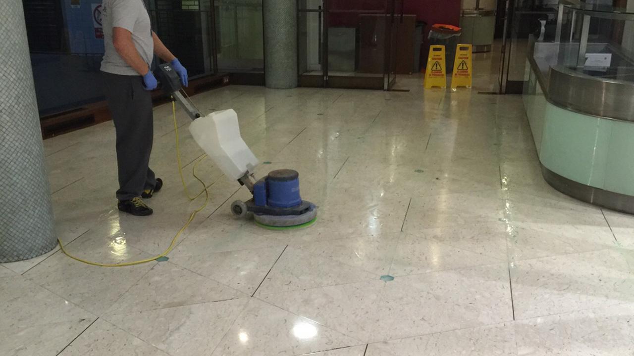 Marble Floor Restoration : Stone floor restoration tuc renue uk specialist