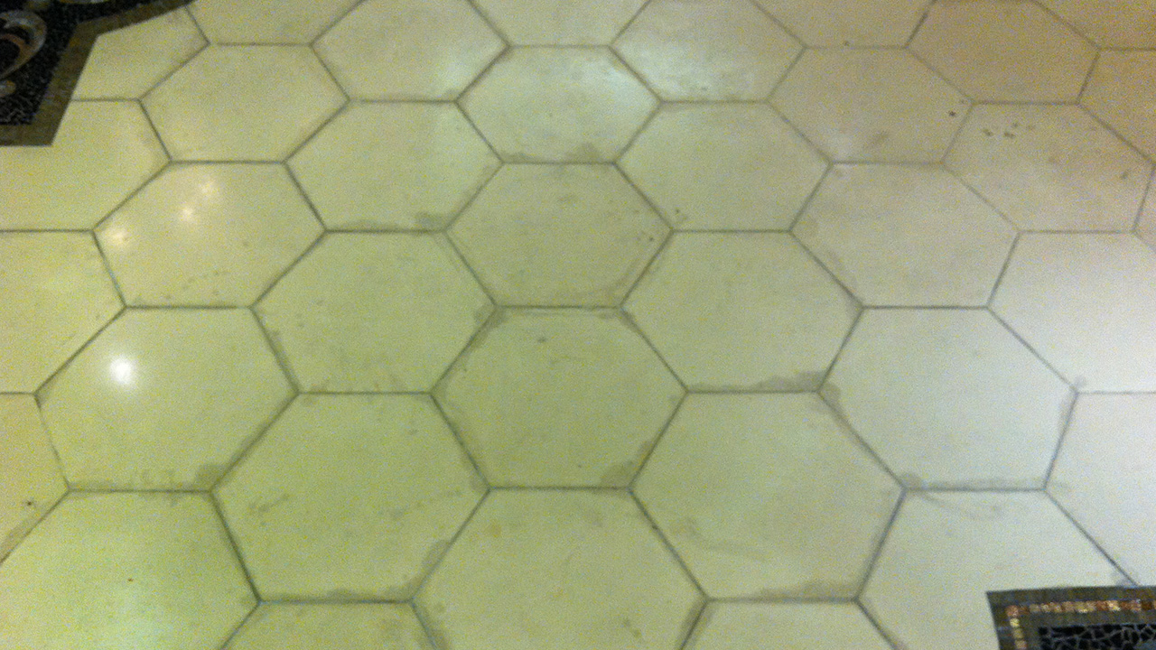 Stone Floor Restoration, Renue UK