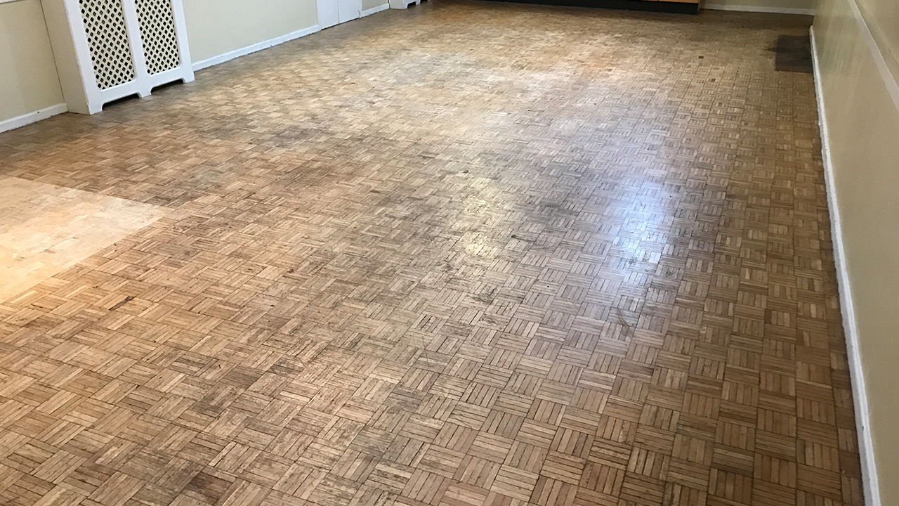 Wood Floor Restoration Walthamstow Hall Renue Uk