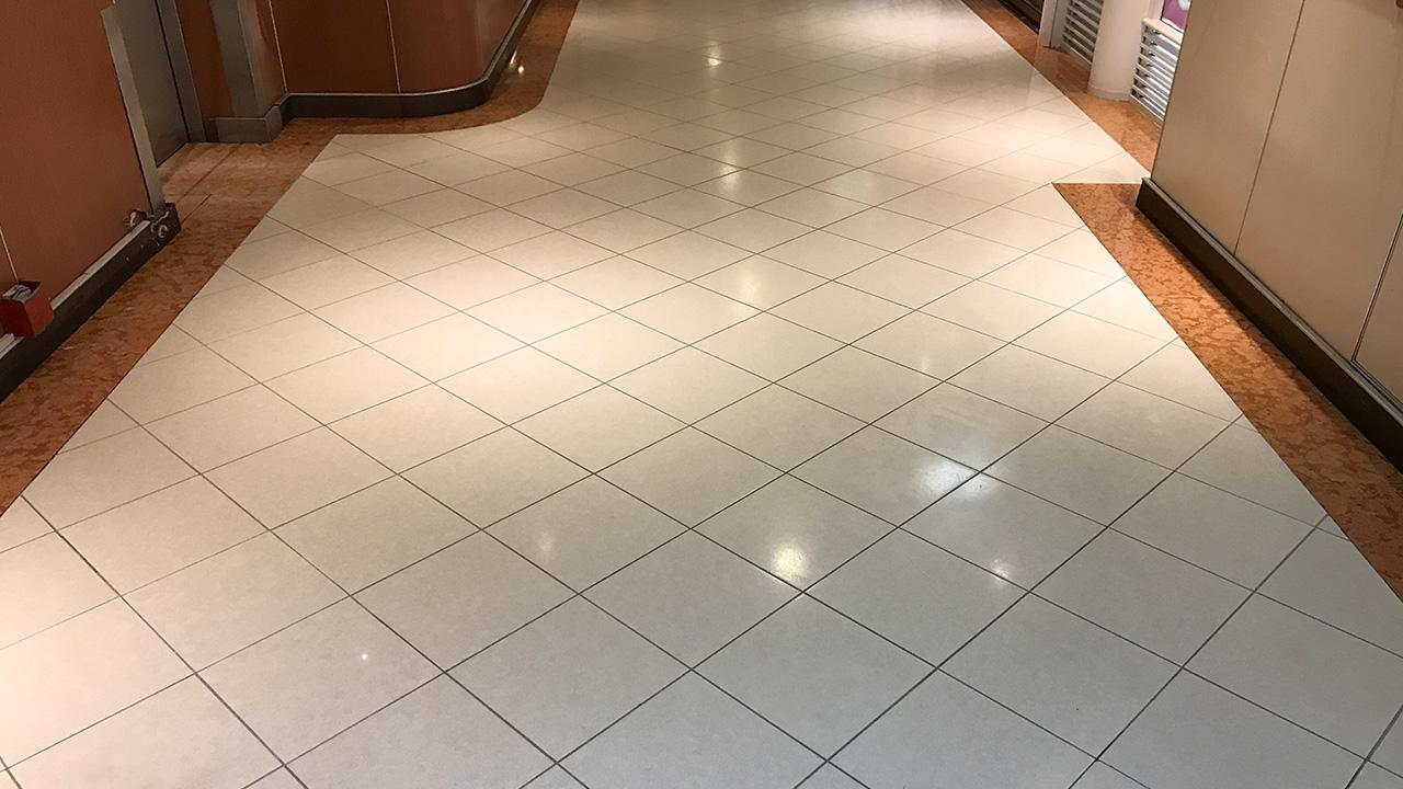 Marble Floor Restoration : Stone floor restoration pride of hull renue uk